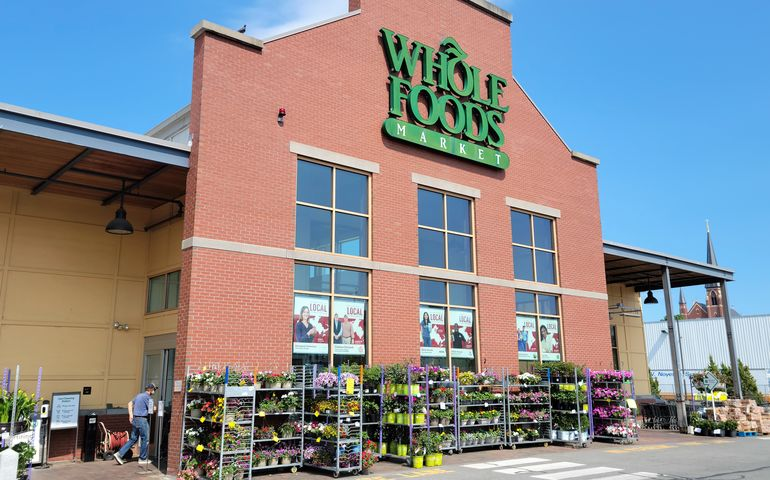 Whole Foods, Covid hazard pay, and the Maine Supreme Court