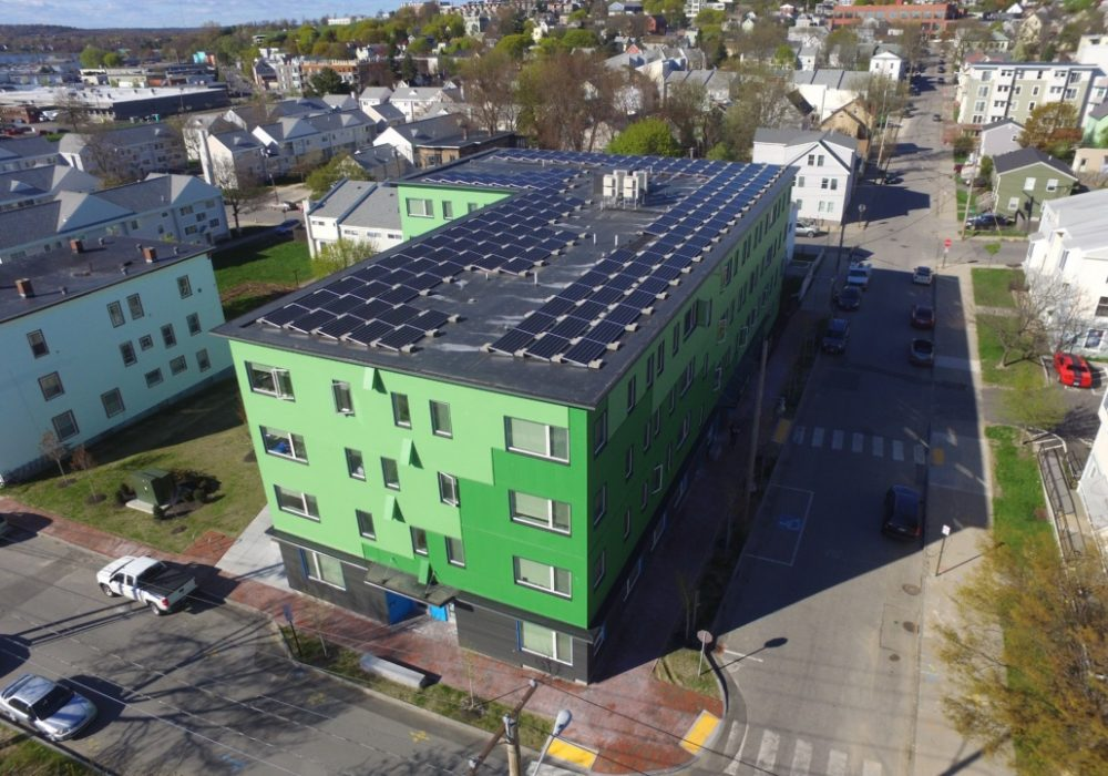 Maine allocates $20 million for green housing construction